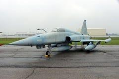诺思罗普自由战斗机 库存图片