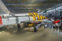 诺思罗普f-5a自由战斗机6 免版税库存照片