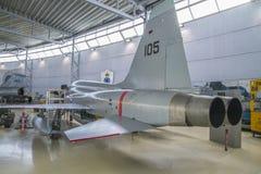 诺思罗普f-5a自由战斗机 库存照片