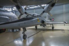诺思罗普f-5a自由战斗机 免版税库存照片