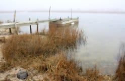 诺思Fork海湾风景2 免版税库存照片