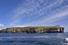 诺斯岛小岛  库存图片