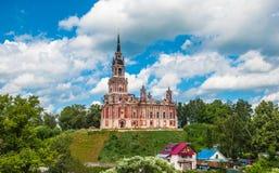 诺沃Nikolsky大教堂 库存图片