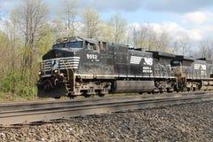 诺福克南部的机车9952 图库摄影