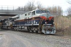 诺福克南部的遗产机车8101 库存照片