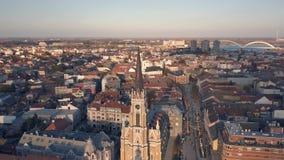 诺维萨德宽容大教堂 影视素材