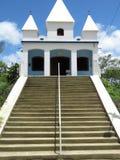 诺萨Senhora da Penha - Paraty- Paraty-库尼亚教会  库存图片