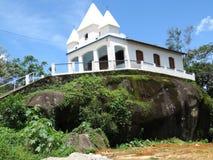 诺萨Senhora da Penha - Paraty- Paraty-库尼亚教会  免版税库存图片