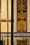 诺贝尔别墅 免版税库存图片