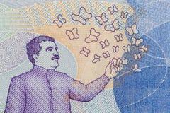 诺贝尔奖加百利加西亚Marquez 免版税库存照片