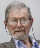 诺贝尔奖得奖人乔治・史密斯博士教授 免版税库存图片