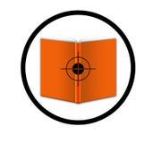 读取目标 免版税图库摄影