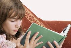 读青少年 免版税库存照片