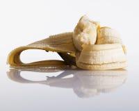谁吃了我的香蕉? 免版税库存照片
