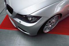 调整的BMW 3 图库摄影