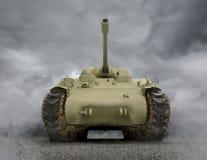 谢尔曼・ Tank将军 免版税库存图片