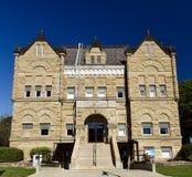 谢尔比县法院大楼 免版税库存照片