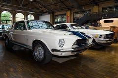谢尔比野马GT350 fastback 免版税库存图片
