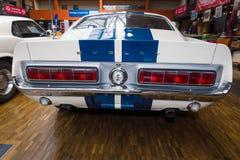 谢尔比野马GT350 fastback 免版税库存照片
