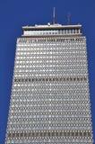 谨慎塔在波士顿 免版税库存图片