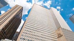 谨慎大厦在芝加哥-芝加哥,美国- 2019年6月12日 库存图片