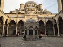 谬斯在伊斯坦布尔 库存图片