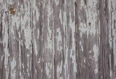 谷仓被风化的木头 库存图片