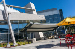 谷歌办公室或者Googleplex 免版税库存图片