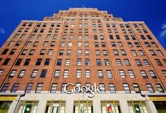 谷歌办公室 图库摄影