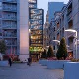 谷歌的欧洲总部在都伯林 免版税库存照片