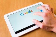 谷歌 免版税库存图片