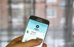 谷歌Snapseed app 图库摄影