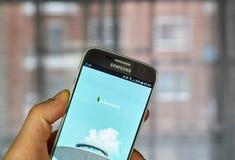 谷歌Snapseed app 库存图片