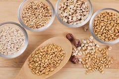 谷物、五谷和种子 库存照片