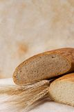 谷物图象大面包 免版税图库摄影