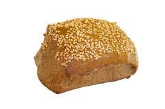 谷物小圆面包 免版税库存图片