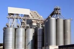 谷物行业 免版税图库摄影