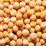 谷物豌豆 免版税库存照片
