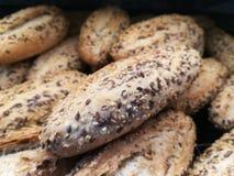 6谷物面包  库存照片