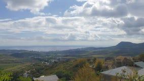 谷的小镇由在山中的海 股票录像