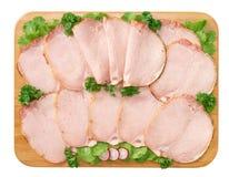 谷芒猪肉 库存图片