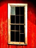 谷仓窗口 库存照片
