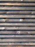 谷仓被风化的木头 免版税库存照片