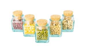 豆和扁豆品种II 免版税库存图片