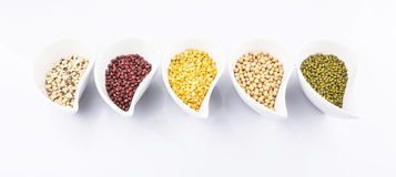 豆和扁豆品种II 图库摄影