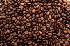 豆咖啡纹理 免版税库存图片