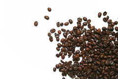豆咖啡 免版税库存图片
