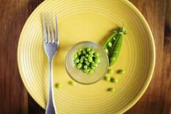 绿豆坚果 免版税图库摄影