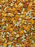 豆大量 免版税库存图片