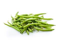 豆新绿色 免版税图库摄影